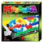 Мозаика круглая, 120 элементов по 20мм, 6 цветов, 2 платы - фото 697040