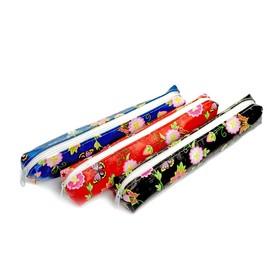 Pencil case school zipper MIX Colors
