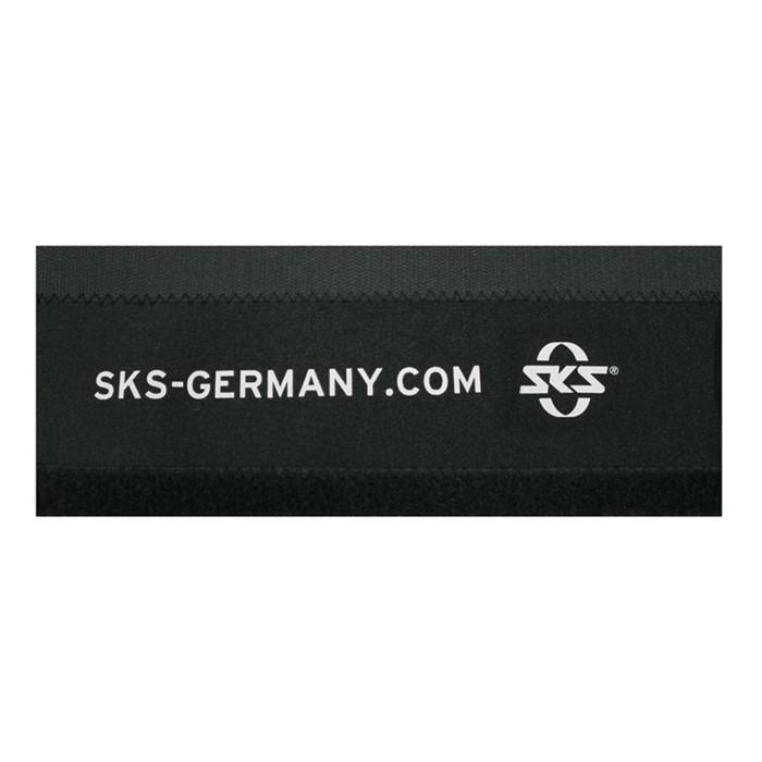 Защита пера SKS-10994 лайкра/неопрен, на липучке 210х110мм, цвет черный