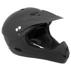 Велошлем VENTURA Freeride/DH FullFace ABS-суперпрочный, размер  54-58см