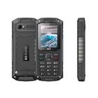 Сотовый телефон BQ M-2205 Ruffe Black IP68, водонепроницаемый, вибро, черный