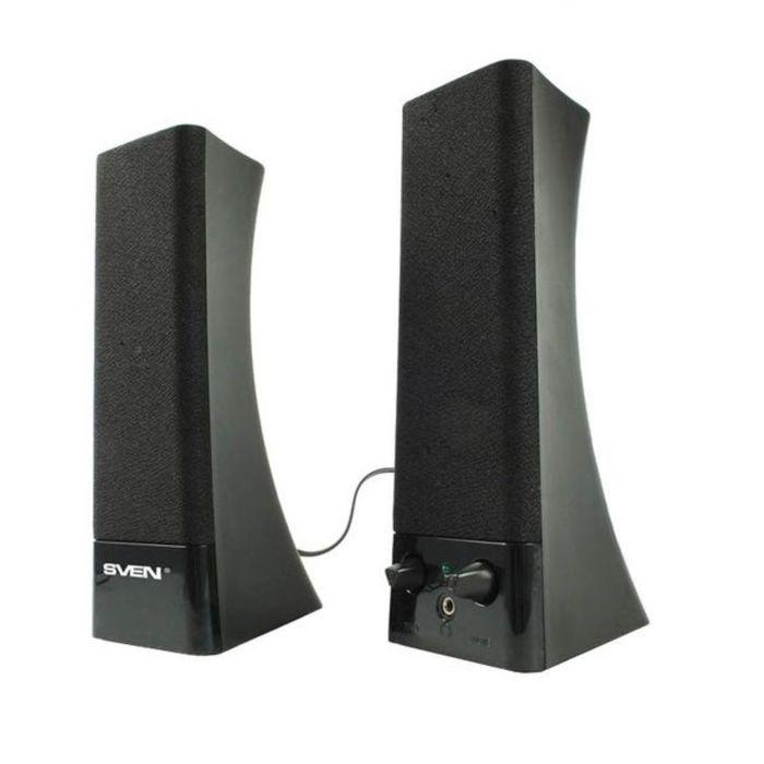 Акустическая система Sven 235, 2x2 Вт, USB, черная