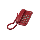 Телефон Ritmix RT-350 Cherry, красный