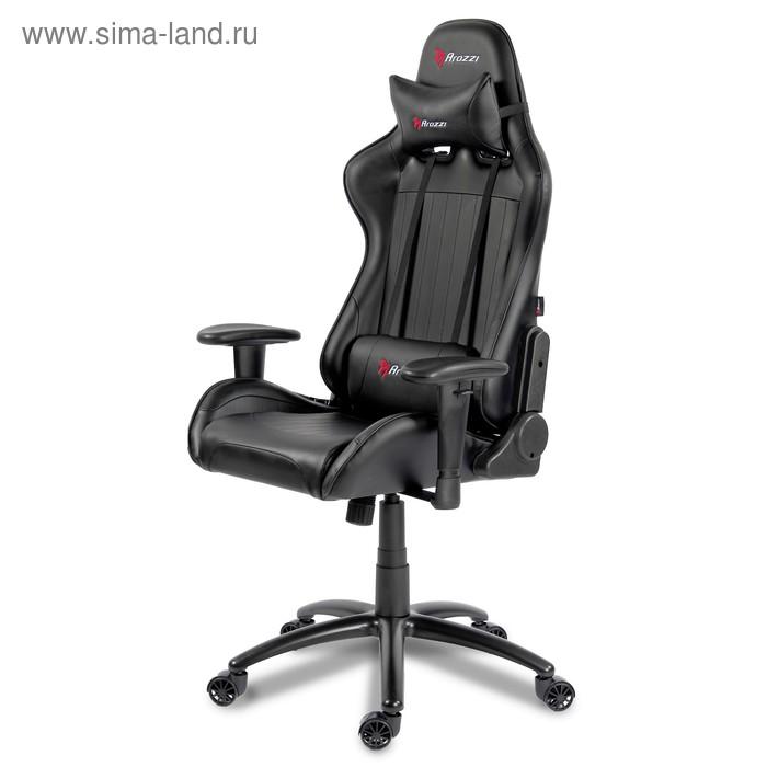 Кресло для геймеров Arozzi Verona, чёрное