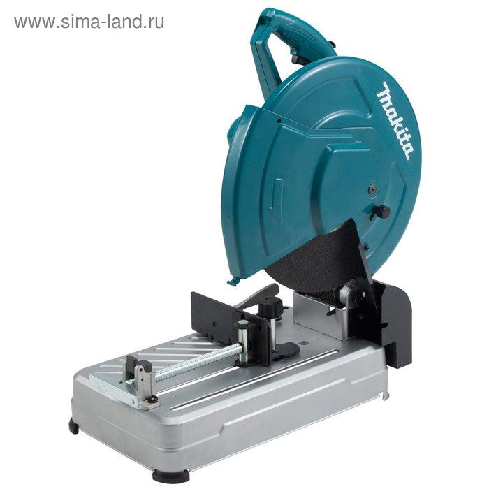 Пила монтажная Makita LW1400, 2200 Вт, 3800 об/мин, диск 355х25.4 мм, рез-102х194мм