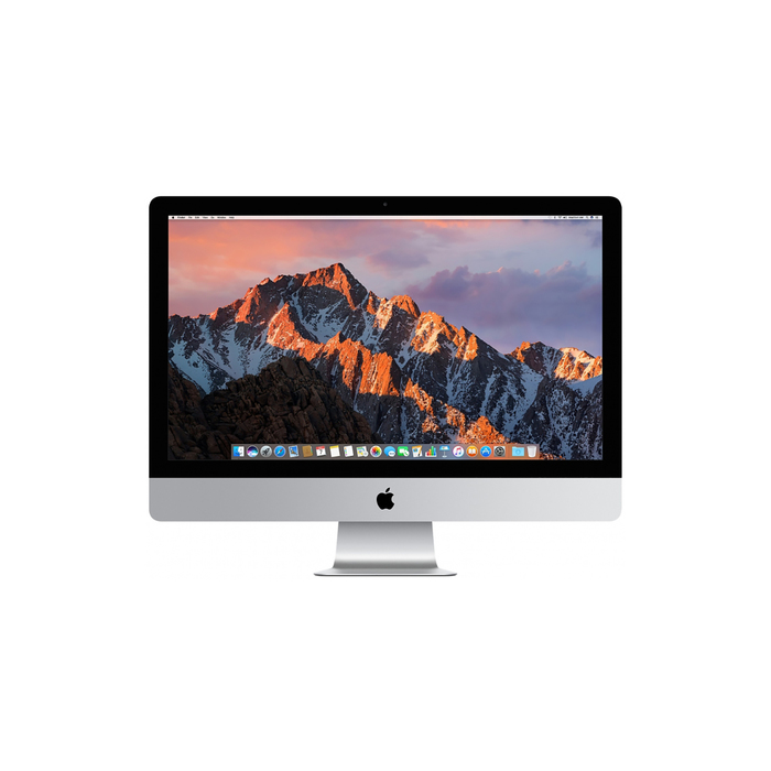 "Моноблок Apple iMac (MNEA2RU/A), 27"": 3.5GHz Intel Core i5 (TB up to 4.1GHz), цвет серебро"