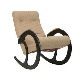 Кресло-качалка Модель 3 Венге/Мальта 03