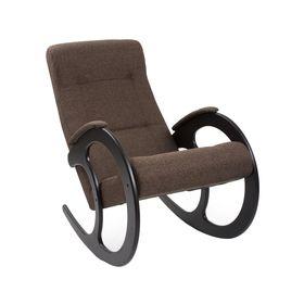 Кресло-качалка Модель 3 Венге/Мальта 15