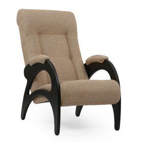 Кресло для отдыха Модель 41 Без лозы/Венге/Мальта 03
