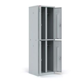 Шкаф для одежды ШРМ-24, 1860х600х500мм Ош