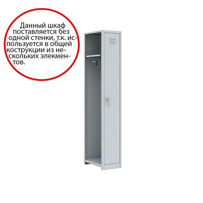 Шкаф для одежды ШРМ-М, 1860х300х500мм