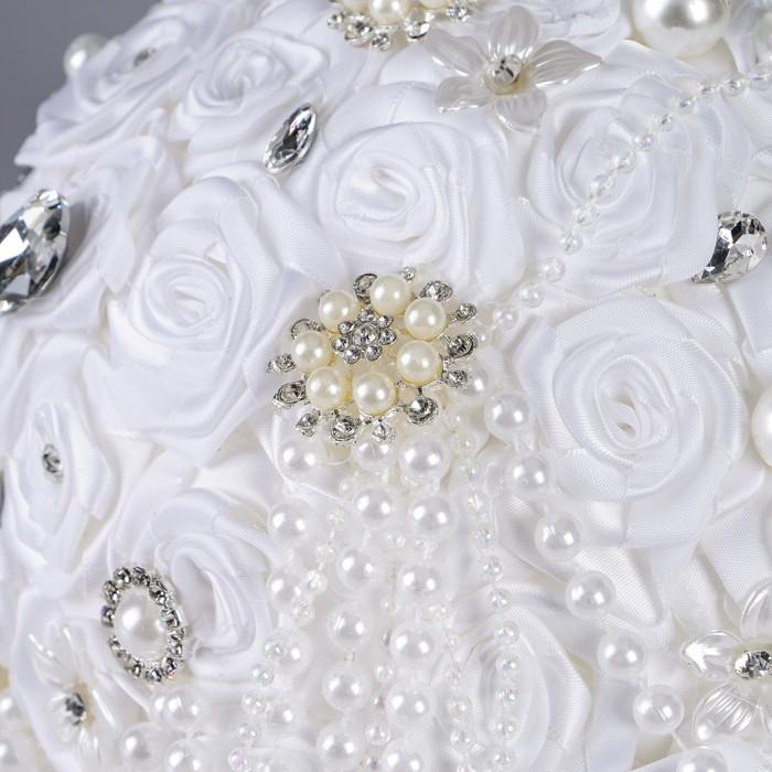 Дублер свадебного букет невесты купить москва, цветов ирис