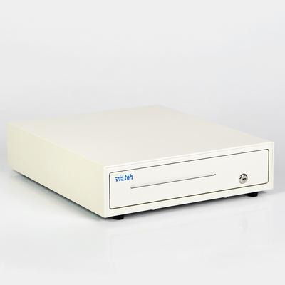Денежный ящик Vioteh HVC-09 push (Форт 4М), механический, цвет белый