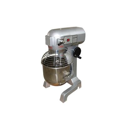 Тестомес Gastrorag B20A-HD, 20 л, 3 скорости (105/180/408 об/мин), 3 насадки, 0,75 кВт
