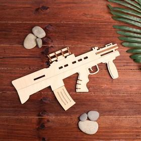 """Сувенирное оружие """"Карабин маленький"""", 37*19,5 см"""