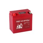 Аккумуляторная батарея Red Energy DS 12-14(YTX14-BS,YTX14H-BS,YTX16-BS,)12V,14Ач,прямая(+ -)   33973