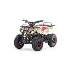 Детский электро квадроцикл MOTAX ATV Х-16 1000W Мини-Гризли, бомбер, большие колеса