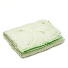 Одеяло Карамелька облегченное 110х140 см, полиэстер 100%, бамбуковый пласт 150 г/м