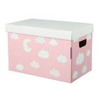 Складная коробка «Сладкие мечты», 37 × 22 × 25 см
