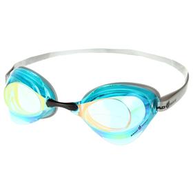 Стартовые очки Turbo Racer II Rainbow, M0458 06 0 10W, бирюзовый