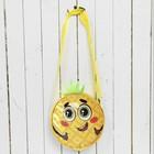 "Handbag children's round ""Pineapple"", 15.5 cm"