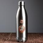 Термос 750 мл, бутылка, с узким горлом Орден ВОВ