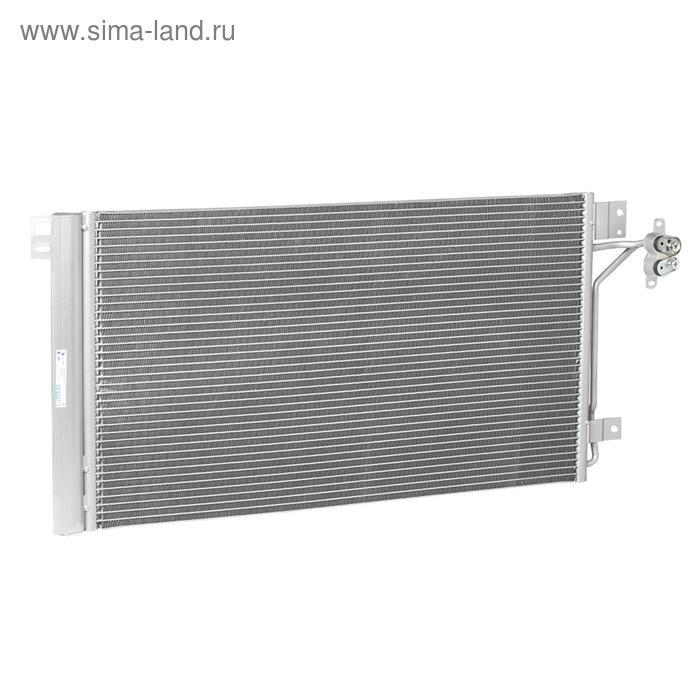 Радиатор кондиционера с ресивером Luzar LRAC18H7