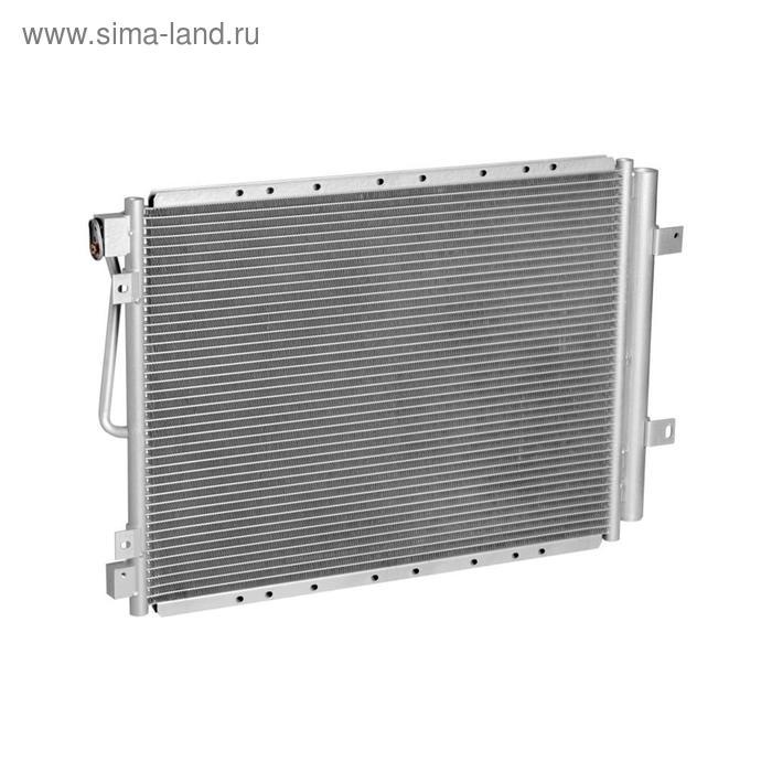 Радиатор кондиционера Luzar LRAC08E1