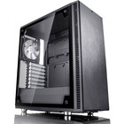 Корпус Fractal Design Define C TG, без БП, ATX, черный