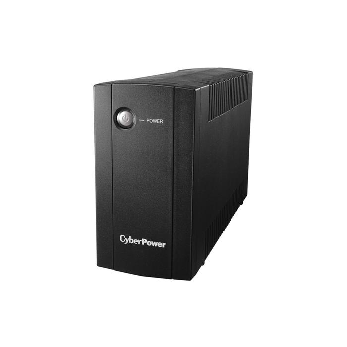 Источник бесперебойного питания CyberPower UT450E, 240 Вт, 450 ВА, черный