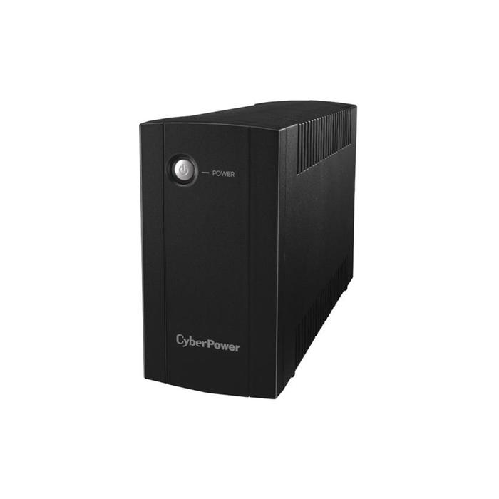 Источник бесперебойного питания CyberPower UT850EI, 425 Вт, 850 ВА, черный