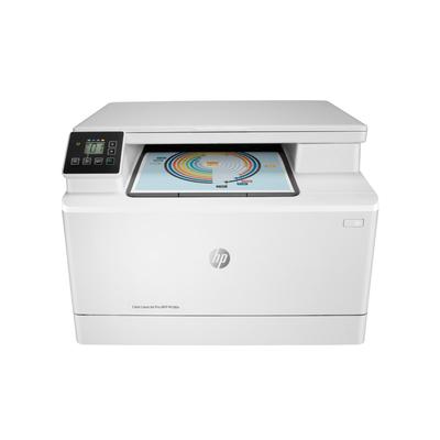 МФУ, лаз цв печать HP Color LaserJet Pro M180n (T6B70A#B19) A4