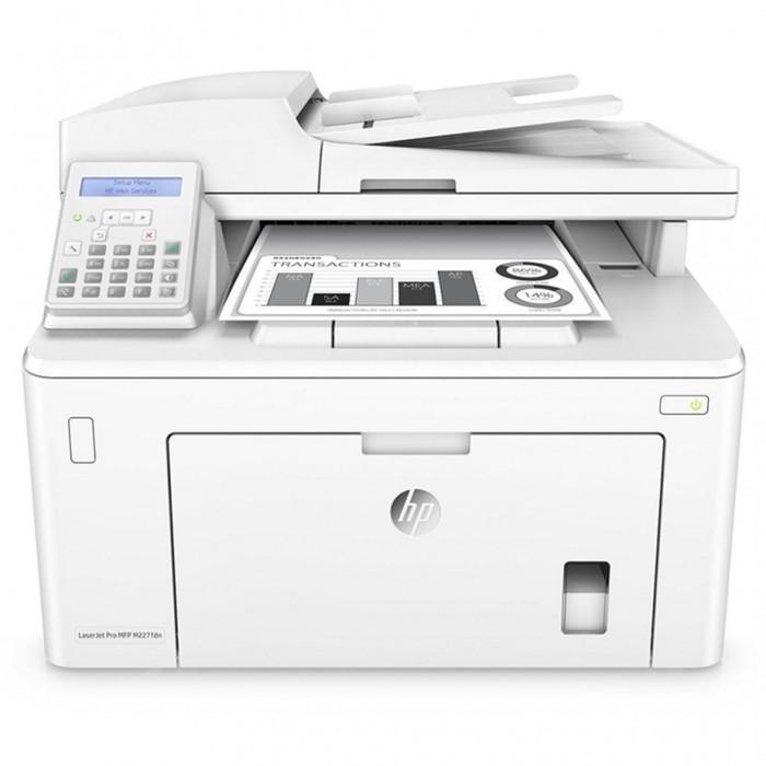 МФУ, лаз ч/б печать HP LaserJet Pro M227fdn (G3Q79A#B19) A4