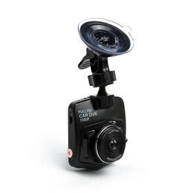 """Видеорегистратор автомобильный 2.3"""" TFT, обзор 170°, HD 1080P, черный"""