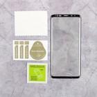 Защитное стекло Mobius для Samsung S9 Plus 3D Curved Edge (Black)
