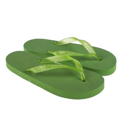 Сланцы женские SIMPLE арт. СЖС-195З, цвет зеленый, размер 35