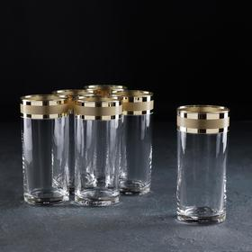 Набор стаканов для сока «Ампир», 290 мл, 6 шт