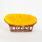 Жёлтая подушка