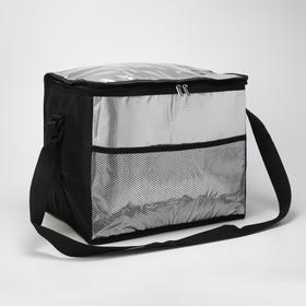 {{photo.Alt    photo.Description    'Термосумка, отдел на молнии, наружный карман, регулируемый ремень, цвет чёрный'}}