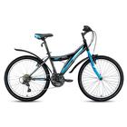 """Велосипед 24"""" Forward Dakota 24 1.0, 2018, цвет чёрный, размер 13"""""""