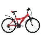 """Велосипед 24"""" Forward Dakota 24 2.1, 2018, цвет красный, размер 13"""""""