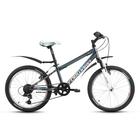"""Велосипед 20"""" Forward Unit 2.0, 2018, цвет серый, размер 10,5"""""""