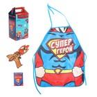 Игровой набор «Супергерой»