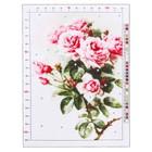 Канва для вышивания с рисунком «Рауль дэ Лонгпрэ. Розы», 28 х 37 см