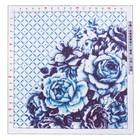 Канва для вышивания с рисунком «Розы», 41 × 41 см - фото 399353