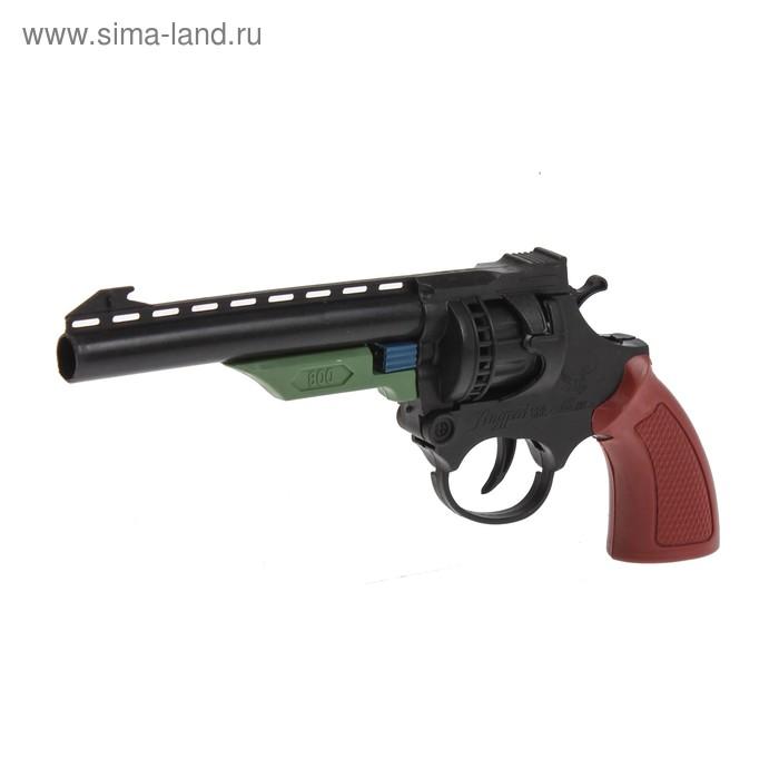 """Пистолет """"Револьвер"""", стреляет 8-ми зарядными пистонами"""