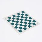 Шахматное поле, пвх,  34.3х34.3 см,  микс
