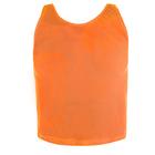 Манишка (накидка) сетчатая, размер M, цвет оранжевый