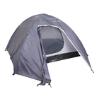 Палатка туристическая MALI 2-х местная, цвет серый