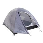 Палатка туристическая MALI 3-х местная, цвет серый